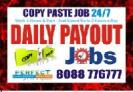 Bangalore part time job | Earn from home | Copy pa