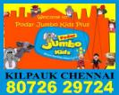 Podar Jumbo Kids Plus | 8072629724 | 667 | Play Sc